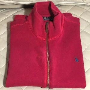 Polo by Ralph Lauren Full Zip Vest